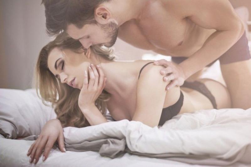 Niezły seks analny