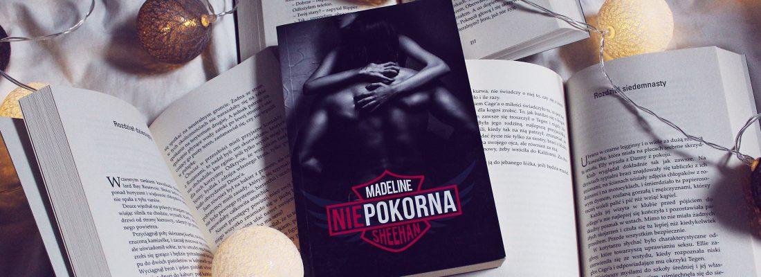 Niepokorna, Madeline Sheehan – Recenzja książki