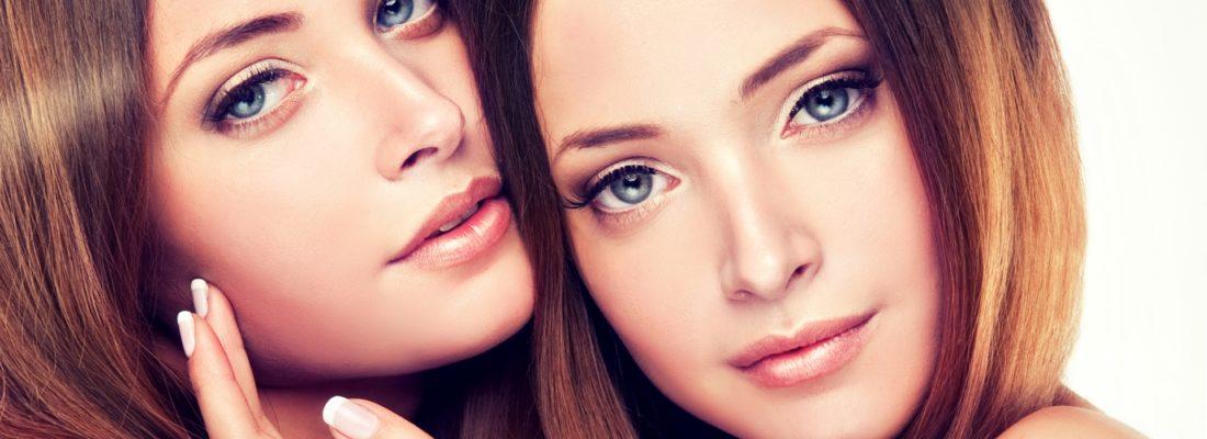 Seksowne bliźniaczki