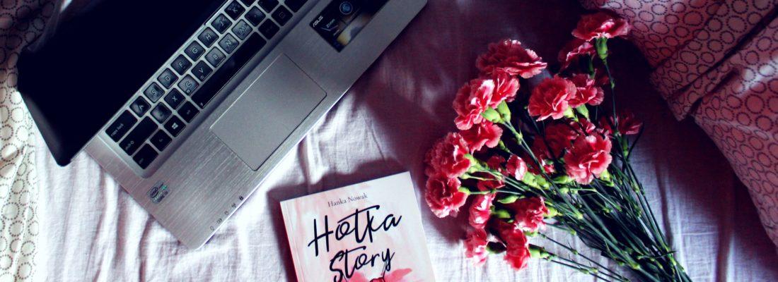 Hotka Story, Hanka Nowak. Recenzja książki