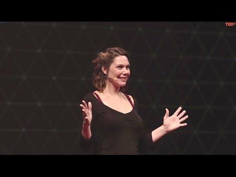 Erika Lust na TEDx.