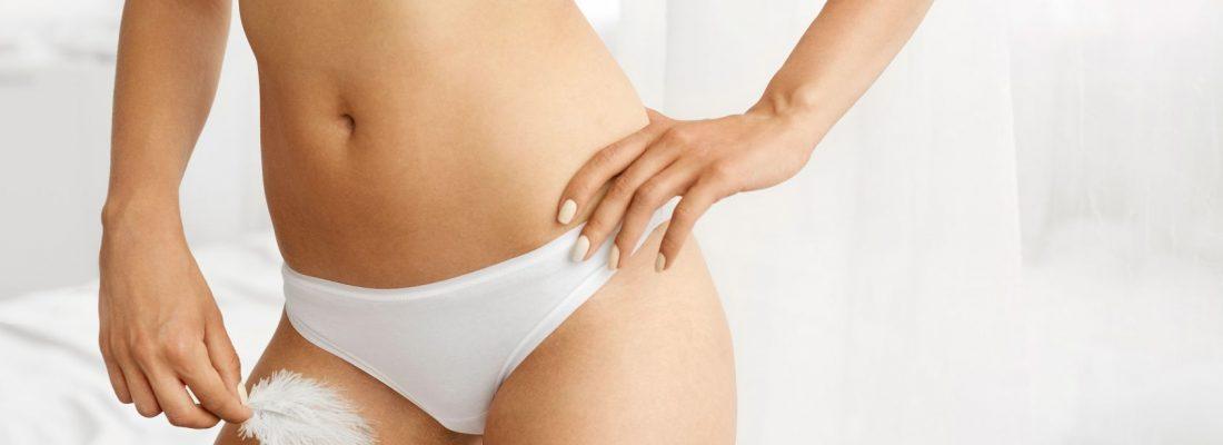 Depilacja miejsc intymnych – bikini