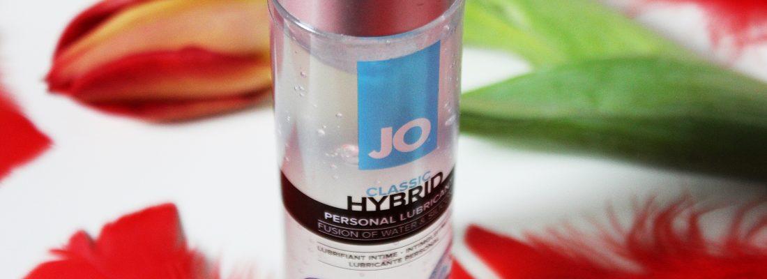 System JO Classic Hybrid, lubrykant hybrydowy. Recenzja