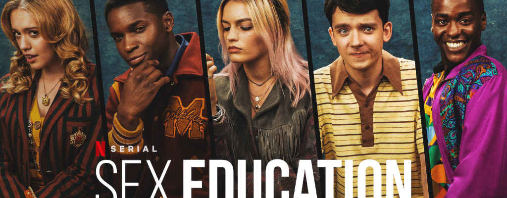 Sex Education. Recenzja
